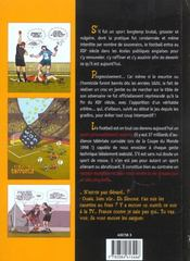 Le Petit Guide Du Football - 4ème de couverture - Format classique