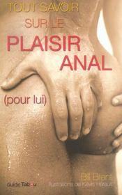 Tout savoir sur le plaisir anal (pour lui) - Intérieur - Format classique