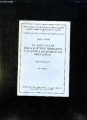 Il Santuario Della Fortuna Primigenia E Il Museo Archeologico Prenestino. Texte En Italien. - Couverture - Format classique