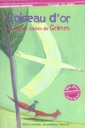 L'oiseau d'or et autres contes de grimm - Intérieur - Format classique