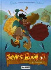 Vente livre :  James Boon 07 t.2 ; neverland  - Audibert - Gabella