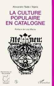 La Culture Populaire En Catalogne - Intérieur - Format classique