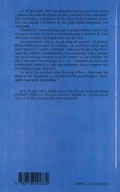 Cote D'Ivoire ; Quelle Issue Pour La Transition - 4ème de couverture - Format classique