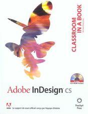 Indesign Cs Ciab - Intérieur - Format classique