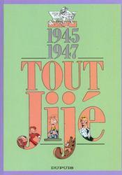 Tout Jijé t.15 ; 1945-1947 - Intérieur - Format classique