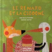 Le Renard Et La Cigogne - Intérieur - Format classique
