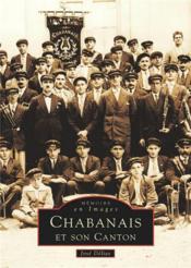 Chabanais et son canton - Couverture - Format classique