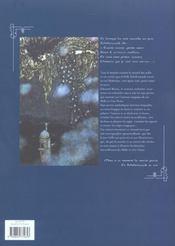 Les Sept Portes Des Mille Et Une Nuits - 4ème de couverture - Format classique