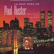 Le New York de Paul Auster - Intérieur - Format classique