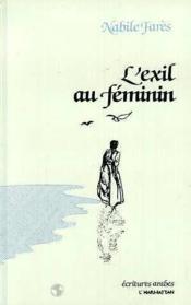 L'exil au féminin - Couverture - Format classique