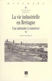 Vie Industrielle En Bretagne - Intérieur - Format classique