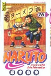 Naruto t.16 - Couverture - Format classique