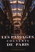 Les passages couverts de Paris - Couverture - Format classique