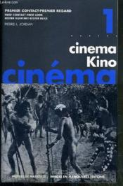 Cinema kino - Couverture - Format classique