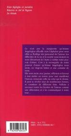 Petit dictionnaire de l'amour ; le pouvoir d'aimer - 4ème de couverture - Format classique