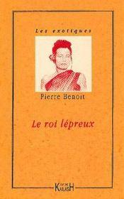 Le Roi Lepreux - Intérieur - Format classique