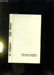 Le Religieux - Couverture - Format classique