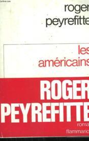 Les Americains. - Couverture - Format classique
