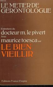 Le Bien Vieillir. - Couverture - Format classique