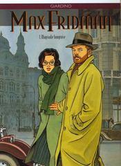 Max fridman t.1 ; rhapsodie hongroise - Intérieur - Format classique