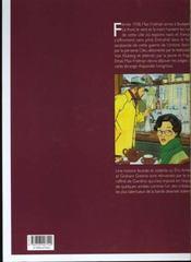 Max fridman t.1 ; rhapsodie hongroise - 4ème de couverture - Format classique