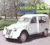Citroen 2cv Fourgonnette De Mon Pere - Intérieur - Format classique