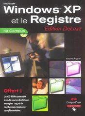 Windows XP et le registre - Intérieur - Format classique