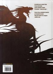 Péma ling t.3 ; yamantaka, seigneur de la mort - 4ème de couverture - Format classique