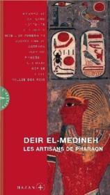 Deir El Medineh - Couverture - Format classique