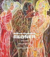 Alfred-Georges Regner, Peintre-Graveur, 1902-1987 - Intérieur - Format classique