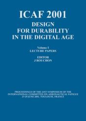 Icaf 2001 ; design for durability in the digital age - Couverture - Format classique
