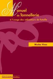 Manuel de la tonnellerie - Intérieur - Format classique