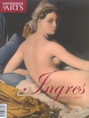 Ingres ; 1780-1867 - Couverture - Format classique