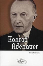 Konrad Adenauer - Intérieur - Format classique