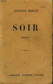 Soir. - Couverture - Format classique