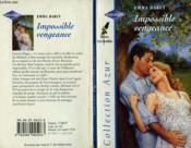 Impossible Vengeance - The Father Of Her Child - Couverture - Format classique