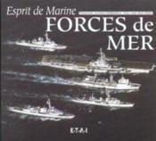 Esprit De Marine, Forces De Mer - Couverture - Format classique