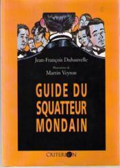 Guide Du Squatteur Mondain - Couverture - Format classique