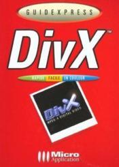 Guidexpress Divx - Couverture - Format classique