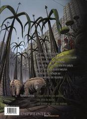 Matière fantôme t.2 ; bêta - 4ème de couverture - Format classique