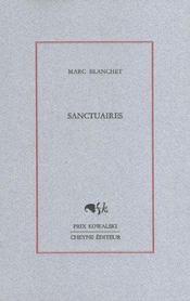 Sanctuaires - Intérieur - Format classique