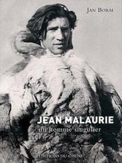 Jean Malaurie - Un Homme Singulier - Couverture - Format classique