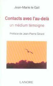 Contact Avec L'Au-Dela - Intérieur - Format classique
