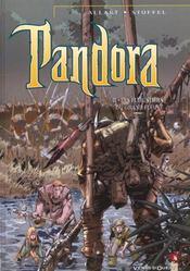 Pandora t.2 ; les flibustiers du grand fleuve - Intérieur - Format classique