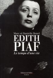 Édith piaf, le temps d'une vie - Intérieur - Format classique