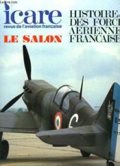 Icare N°113 - Histoire Des Forces Aeriennes Francaises - Tome 4 - Couverture - Format classique
