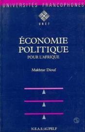 Aupelf eco.politique / afrique - Couverture - Format classique