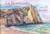 La Normandie Couleur Pastel - Intérieur - Format classique