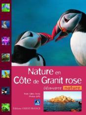 Nature en côte de granit rose - Couverture - Format classique