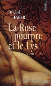 La rose pourpre et le lys ; coffret 2 volumes - 4ème de couverture - Format classique
